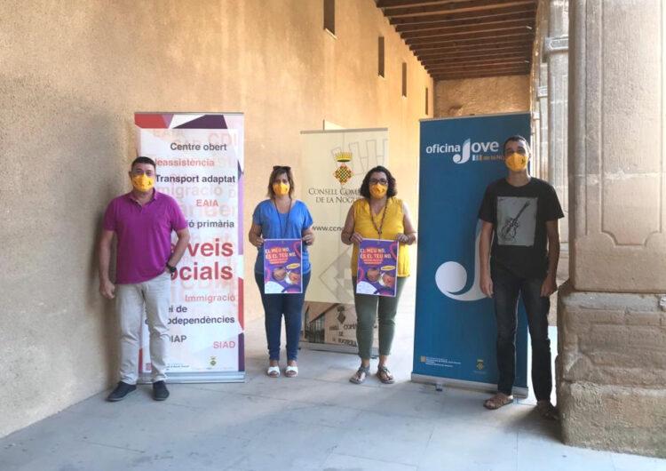 El Consell Comarcal de la Noguera posa en marxa una campanya de sensibilització i conscienciació contra les violències sexuals