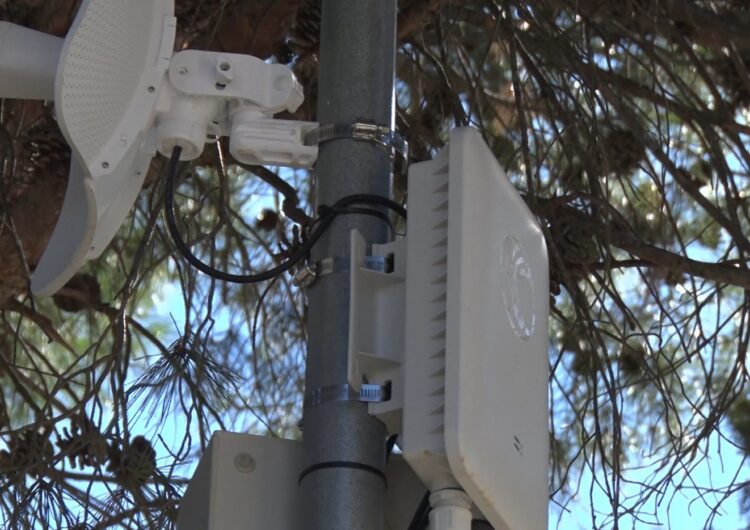 Algerri ja disposa de connexió WiFi gratuïta al municipi
