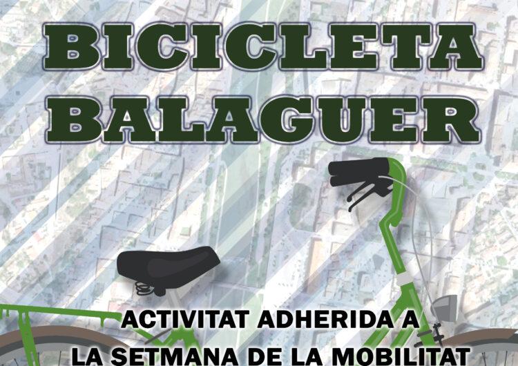 Balaguer prepara la 32a edició de la Festa de la Bicicleta