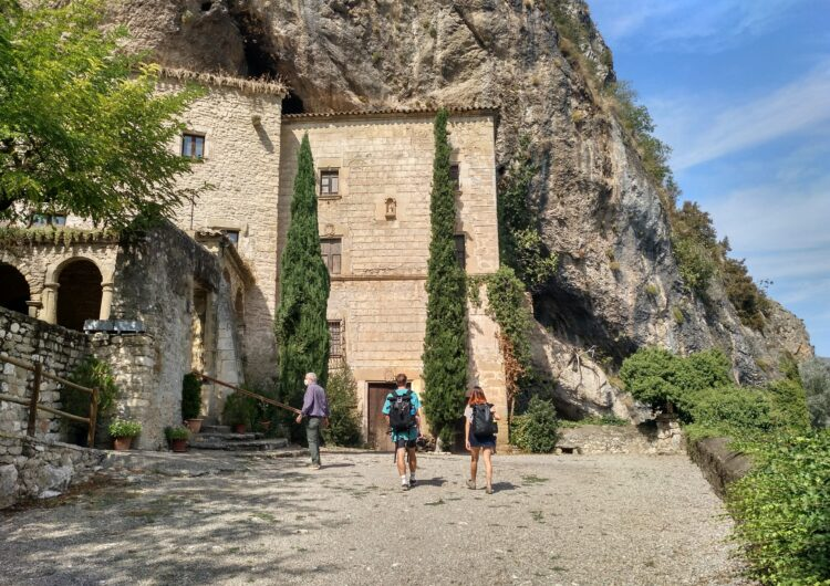 El Patronat de Turisme col·labora en un 'press trip' destinat a visitar paratges lleidatans insòlits i sostenibles