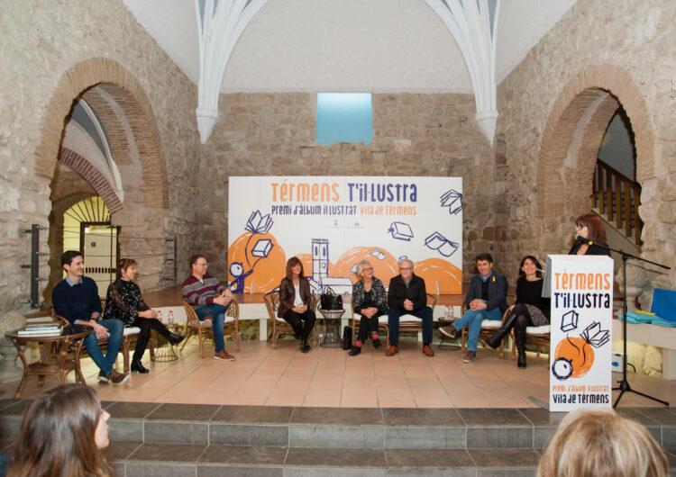 Oberta la segona edició del Premi d'Àlbum Il·lustrat Vila de Térmens