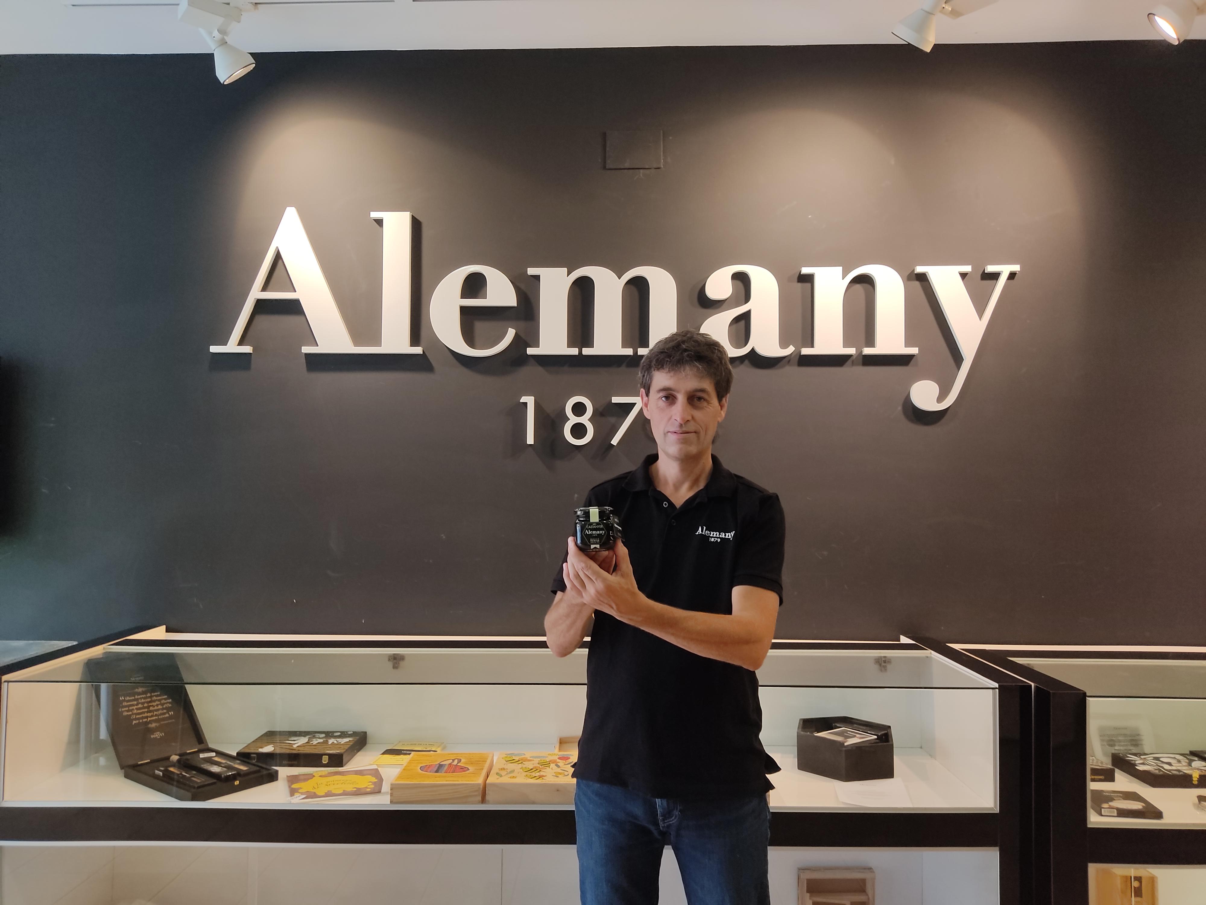 Torrons i Mel Alemany, de nou l'empresa de l'Estat espanyol amb més productes premiats als 'Great Taste Awards',