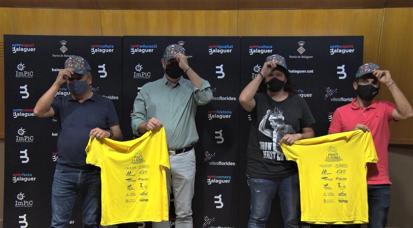 Balaguer suspèn la festa del 'Posa't la gorra' però no atura les accions solidàries