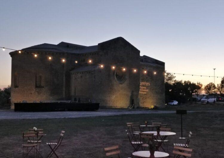 El vent obliga a suspendre el Festival Llavors de Balaguer