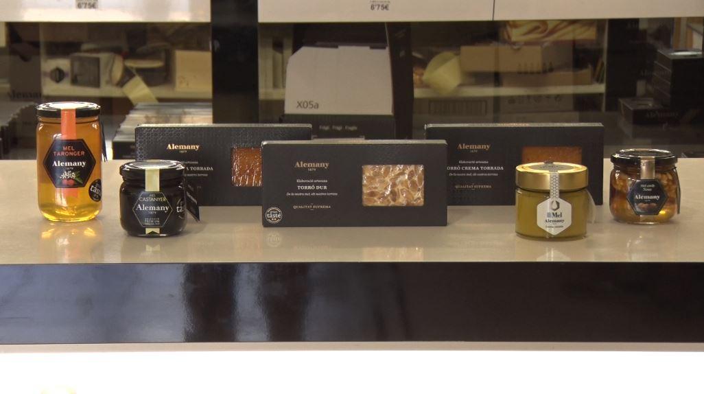Torrons i Mel Alemany torna a triomfar als 'Great Taste Award', els premis Oscar de l'alimentació gourmet
