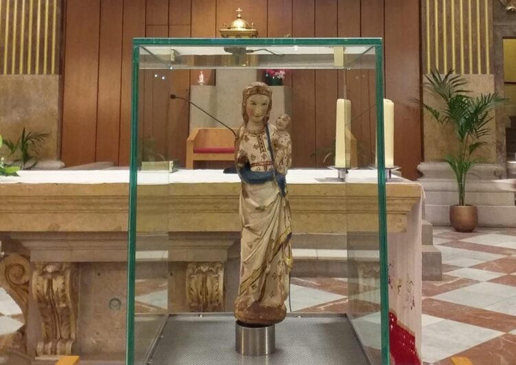 Balaguer celebra la festivitat de la Mare de Déu d'Almatà