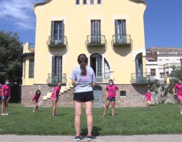 El Taller d'Estiu de Balaguer al programa 'Casal d'Estiu' de la Xarxa de Televisions Locals