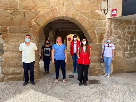 Els Serveis Socials de la Noguera s'han acollit al projecte de Mediadors Comunitaris en Salut de Creu Roja