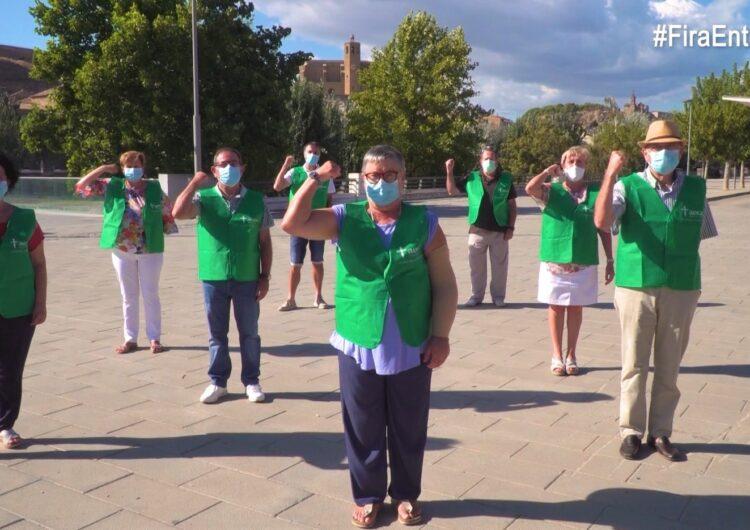 Èxit del vídeo de la Fira d'Entitats de Balaguer
