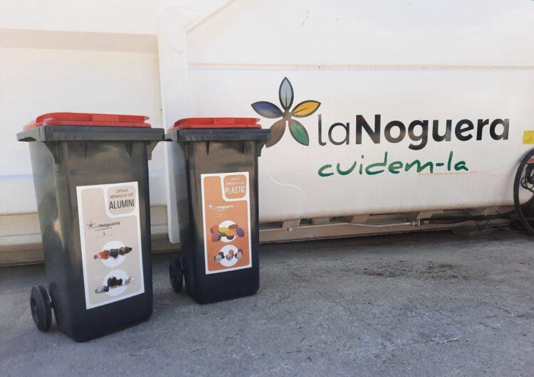El Consell Comarcal de la Noguera firma un conveni amb Nestlé per reciclar càpsules de beguda monodosi