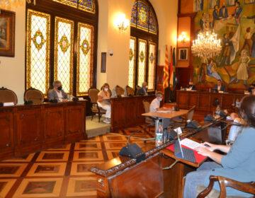 El Ple de la Diputació aprova quatre plans d'inversions que suposen una aportació econòmica de 34,525 M€