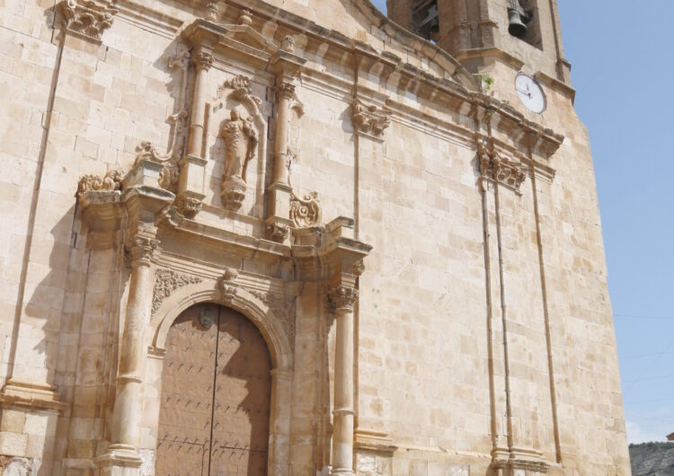 L'església d'Algerri rep dues subvencions públiques per rehabilitar l'edifici