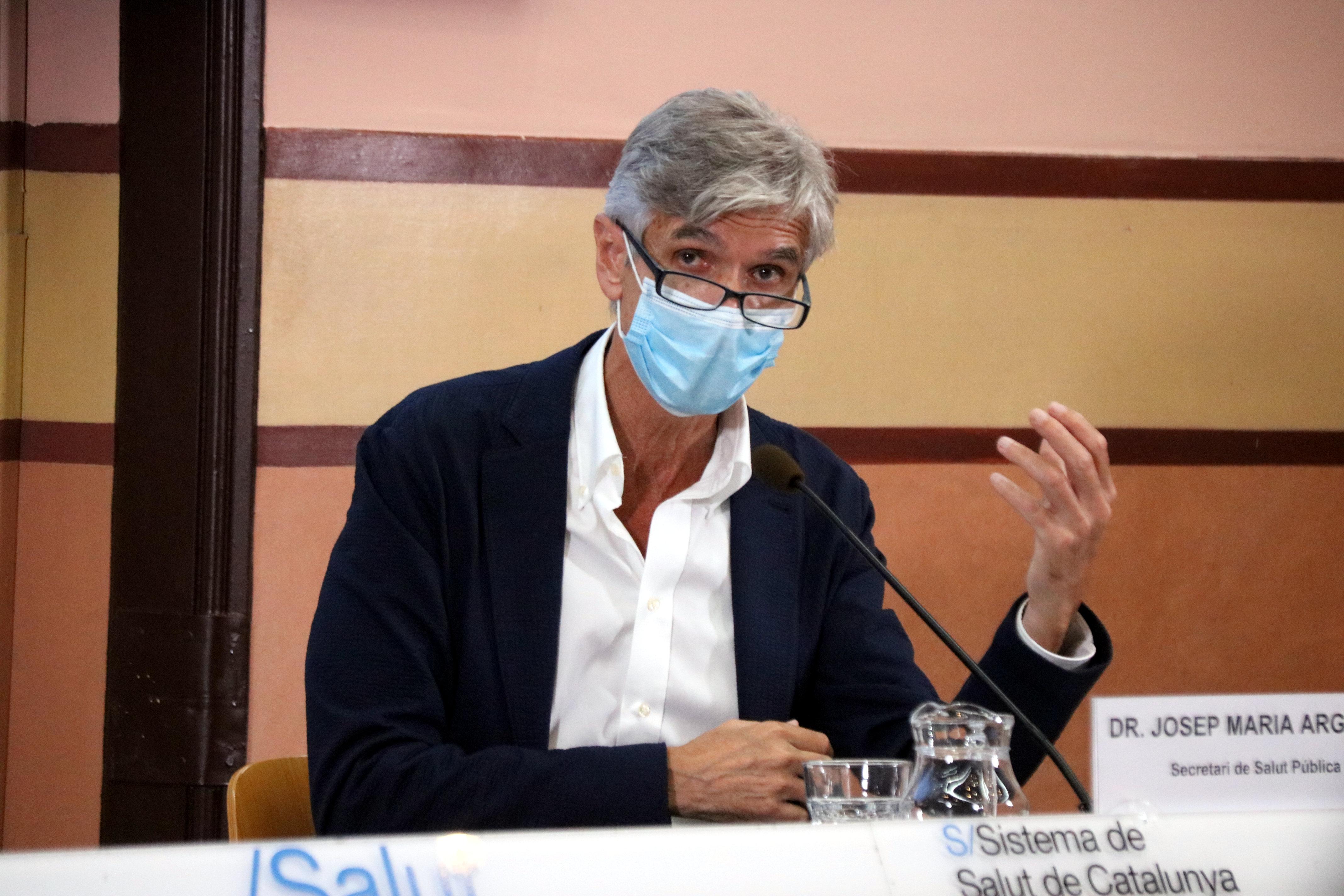 Catalunya reduirà la quarantena de contactes estrets de 14 a 10 dies a partir de la setmana que ve
