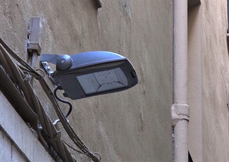 La Paeria de Balaguer canvia l'enllumenat de part del centre històric a tecnologia LED
