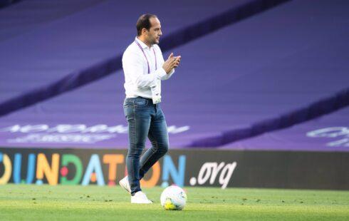 Lluís Cortés, nominat com a millor entrenador femení de l'any per la UEFA