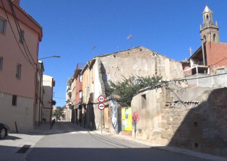 Montgai i Butsènit d'Urgell limiten la velocitat a 20 km/h als seus nuclis urbans
