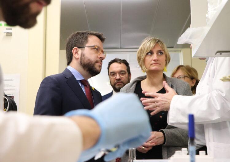 La Generalitat  destinarà 51,1 milions d'euros en quatre anys a la recerca de l'excel•lència, l'atracció de talent i la transferència de coneixement