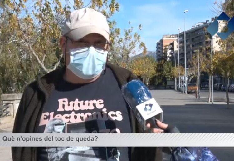 Balaguer Opina: Toc de queda