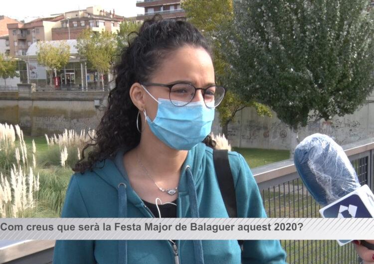 Balaguer opina: Com creus que hauria de ser la Festa Major de Balaguer 2020?