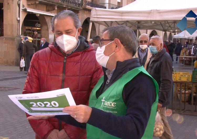 Balaguer es mou contra el càncer del 25 al 31 d'octubre