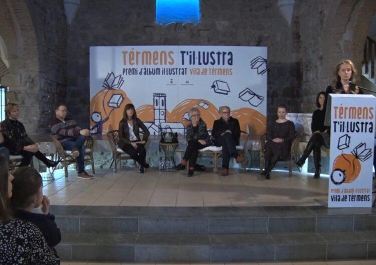 Obert el període d'inscripcions al II Premi Àlbum Il·lustrat Vila de Térmens