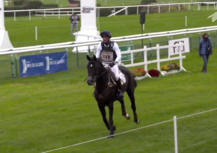 Albert Hermoso i Keen about Wonderland Z obtenen la 24a posició al Campionat del Món de Cavalls Joves