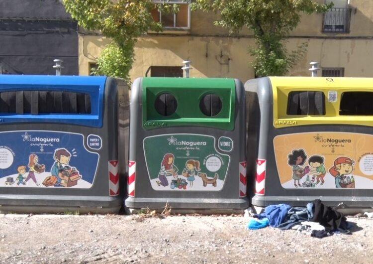 250.000 euros, el cost de no reciclar a Balaguer