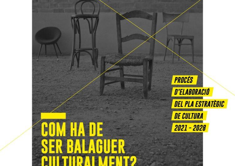 La Paeria de Balaguer vol elaborar un pla estratègic de cultura