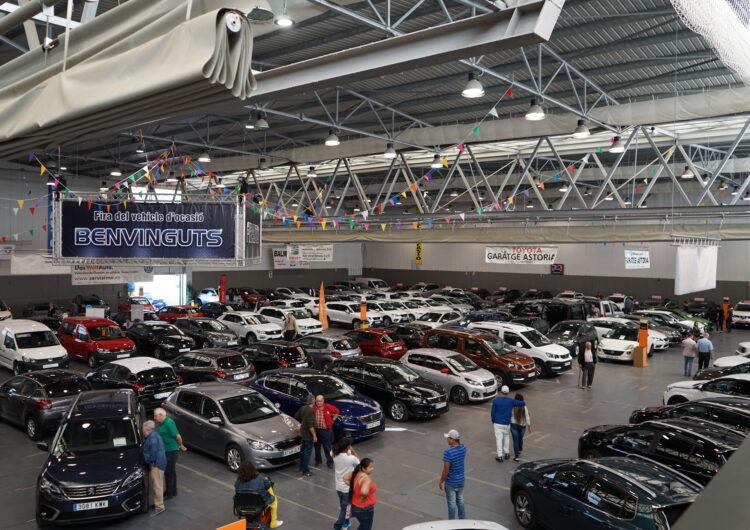 Balaguer suspèn la XXIX edició de Firauto, la fira del vehicle de segona mà