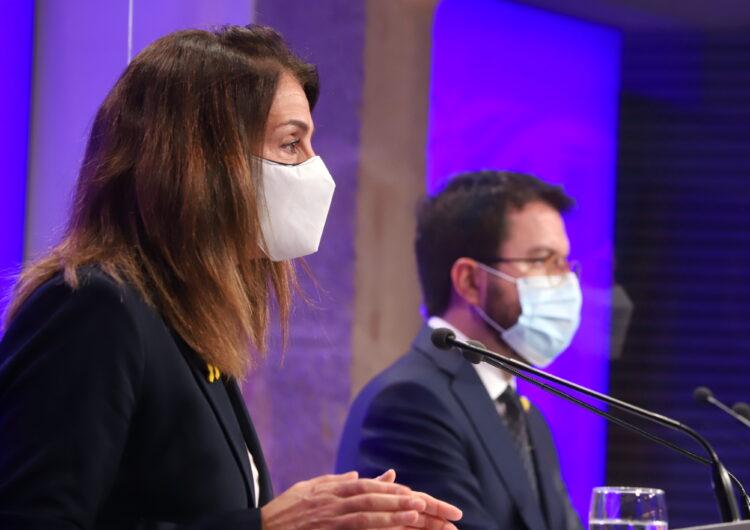 El Govern destinarà 306 milions d'euros a un nou paquet d'ajuts per compensar les restriccions per la pandèmia