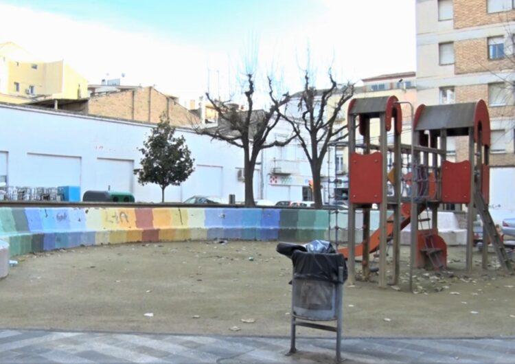 La Paeria de Balaguer licita les obres de la plaça dels blocs de La Caixa