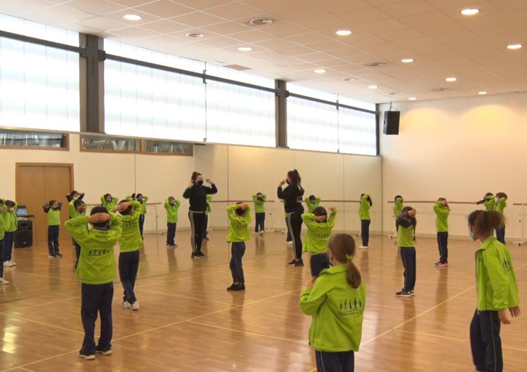 Última jornada de la Gimcana Maratoniana amb les escoles de Balaguer
