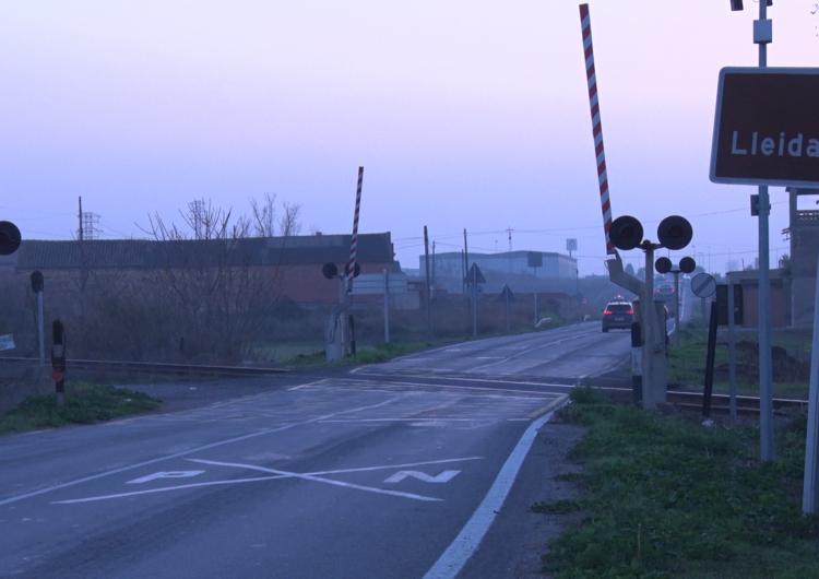 Ferrocarrils de la Generalitat (FGC) vol eliminar els passos a nivell de Térmens