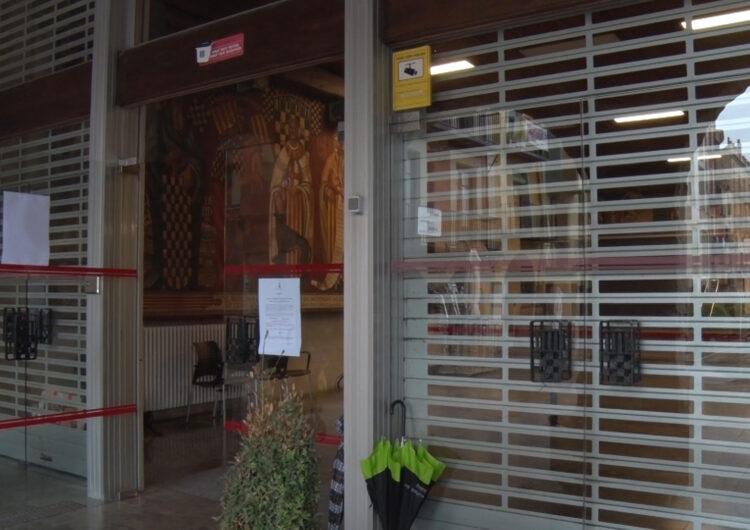 Conflicte obert entre la Paeria de Balaguer i UGT per les hores no treballades durant l'estat d'alarma