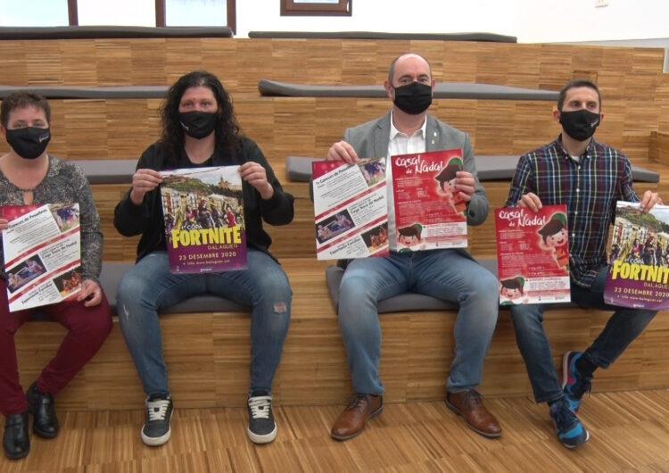 Balaguer adapta les propostes infantils i juvenils d'aquest Nadal