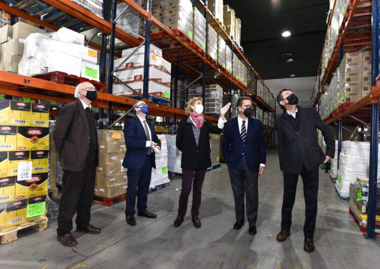 """La Fundació """"la Caixa"""" impulsa el Gran Recapte ambuna aportació de  300.000 euros al Banc dels Aliments"""