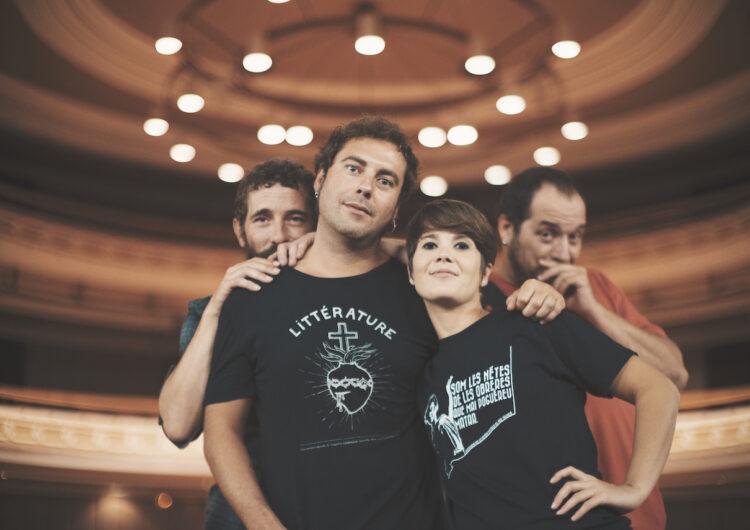 El Teatre Municipal de Balaguer serà escenari del Barnasants amb l'homenatge a Ovidi Montllor