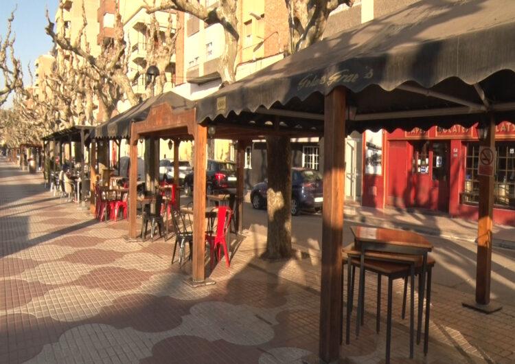 La il•lusió i la prudència marquen la reobertura de la restauració a Balaguer