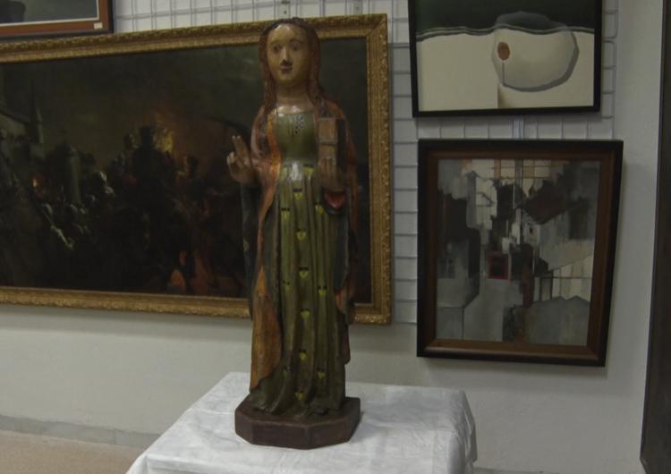 El Museu Comarcal de la Noguera iniciarà pròximament l'estudi i restauració de la nova peça gòtica