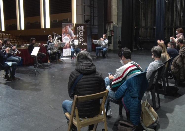 Música com a teràpia amb l'Orquestra Julià Carbonell