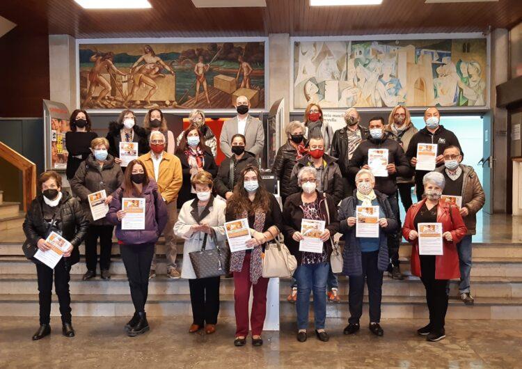 Balaguer rep als guanyadors de la 10ª edició de 'Compra i guanya'