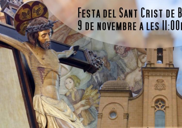 DIRECTE: Missa del Sant Crist de Balaguer