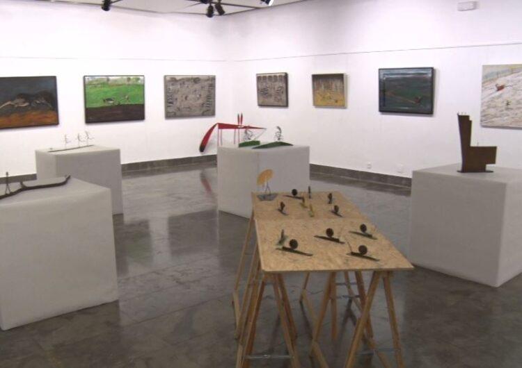 Antoni Camarasa exposa a Balaguer en el marc de les Festes del Sant Crist