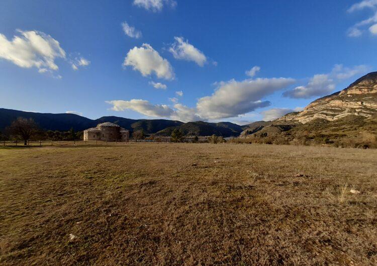 Reformen el monestir del desaparegut municipi de Tragó de Noguera