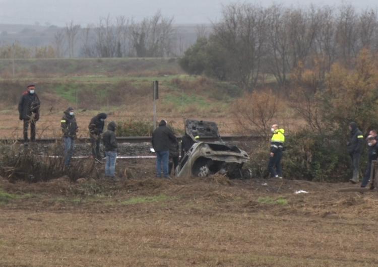 Accident mortal a la carretera C13 a Vallfogona de Balaguer