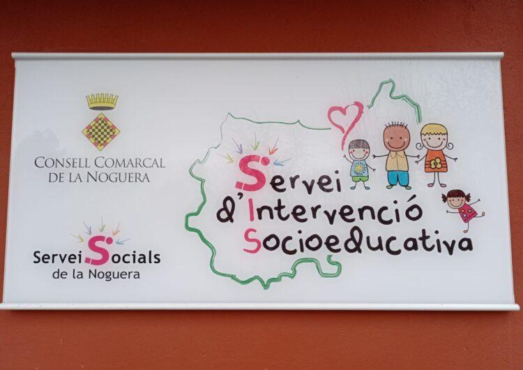 Obre Servei Intervenció Socioeducativa a Montgai