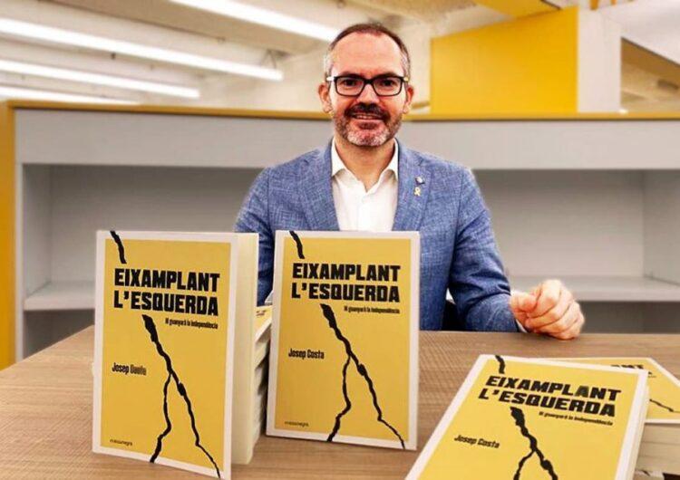 Josep Costa presentarà aquest vespre el seu darrer llibre a Balaguer