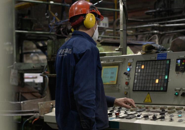 La Generalitat promou la competitivitat de les indústries amb una línia d'ajuts a l'eficiència energètica