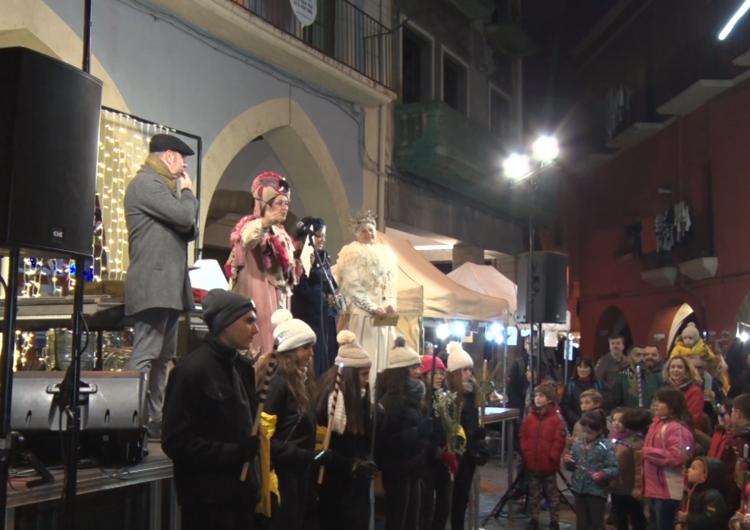 Les patgesses reials arribaran dissabte a Balaguer