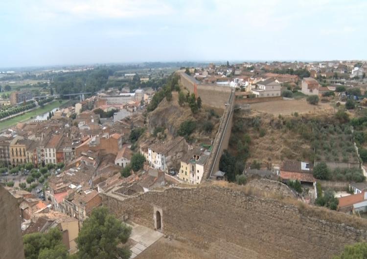 Pont de poca activitat turística a Balaguer